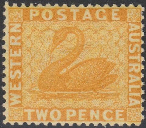 WESTERN AUSTRALIA SG 077w