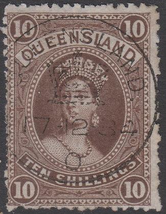 QUEENSLAND SG 155