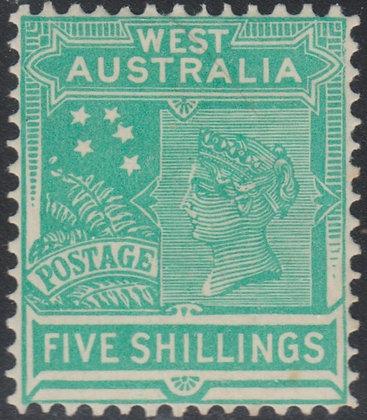 WESTERN AUSTRALIA SG 126