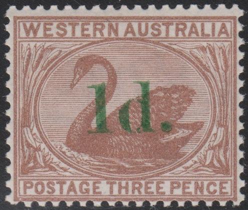 WESTERN AUSTRALIA SG 091a