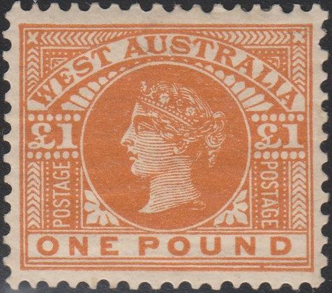 WESTERN AUSTRALIA SG 128