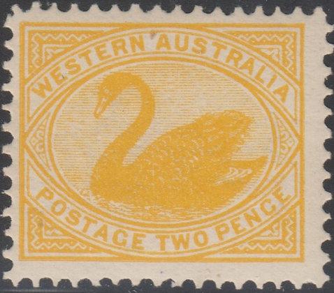 WESTERN AUSTRALIA SG 118