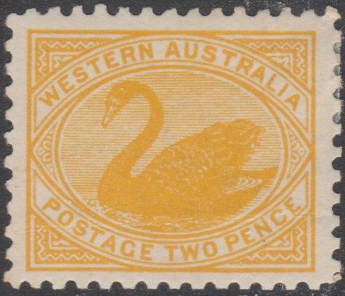 WESTERN AUSTRALIA SG 130