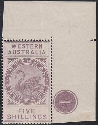 WESTERN AUSTRALIA F25