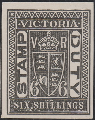 VICTORIA SG 239 PLATE PROOF