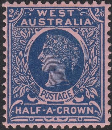 WESTERN AUSTRALIA SG 125