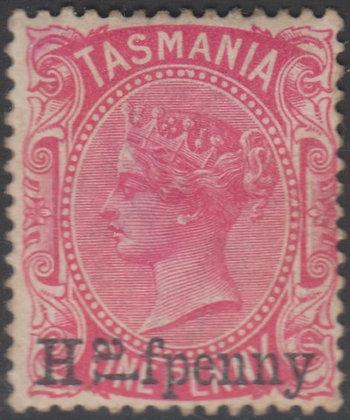 TASMANIA SG 167a