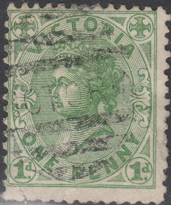VICTORIA SG 201 1d Green