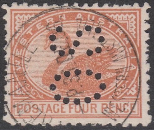 WESTERN AUSTRALIA SG 154