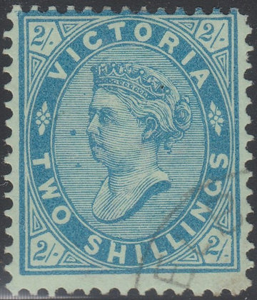 VICTORIA SG 190b Inverted Watermark.