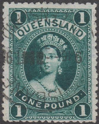 QUEENSLAND SG 165
