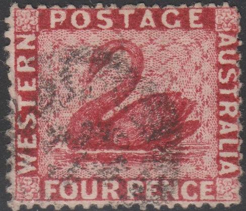 WESTERN AUSTRALIA SG 074y