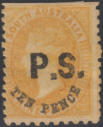 SOUTH AUSTRALIA SG 107 P.S. DEPARTMENTAL