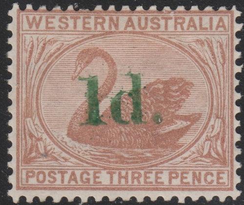 WESTERN AUSTRALIA SG 091