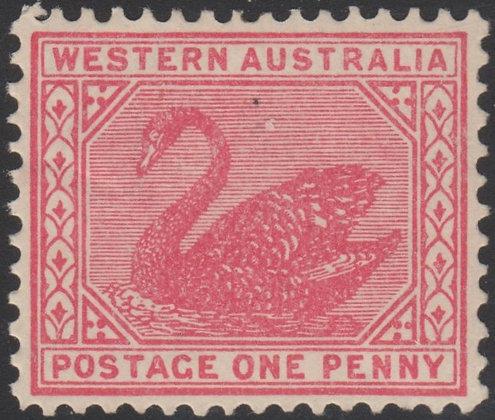 WESTERN AUSTRALIA SG 117a
