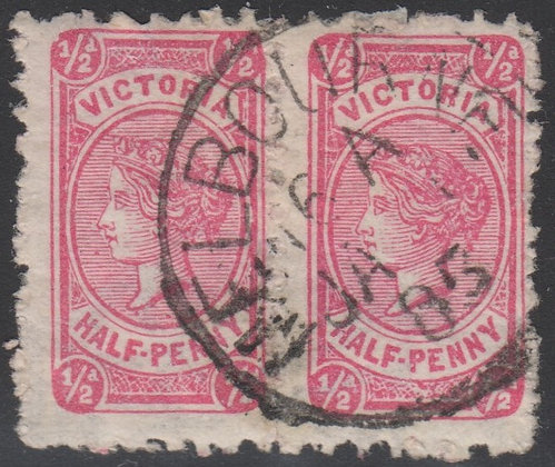 VICTORIA SG 187a