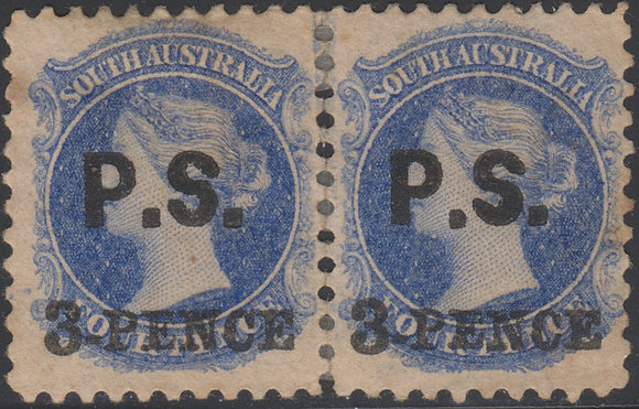 SOUTH AUSTRALIA SG 93 P.S. DEPARTMENTAL PAIR