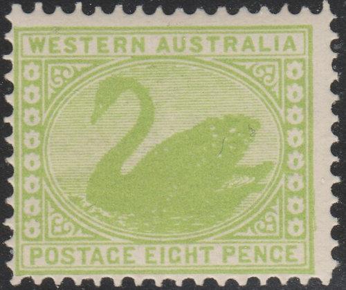 WESTERN AUSTRALIA SG 121