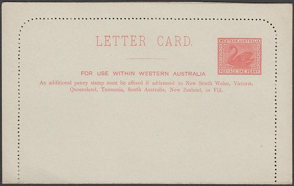 WESTERN AUSTRALIA LC 1