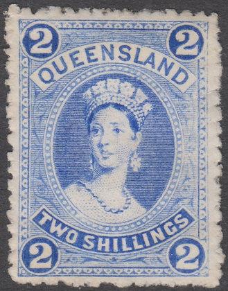 QUEENSLAND SG 157
