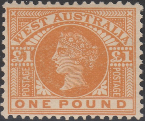 WESTERN AUSTRALIA SG 128a