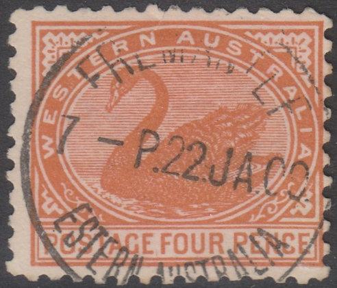 WESTERN AUSTRALIA SG 154a