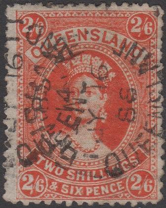 QUEENSLAND SG 153