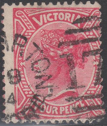 VICTORIA SG 206a 4d Rosin