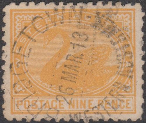 WESTERN AUSTRALIA SG 157b