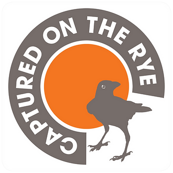 Captured on the Rye logo