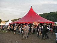 Polka Tent at Bestival