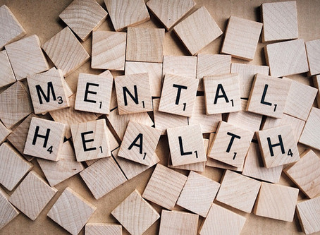 Mental Health Awareness Week             13th - 19th May 2019