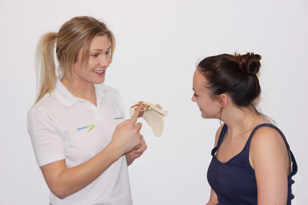 Welcome to Choice Physio