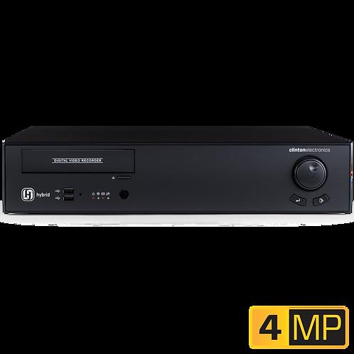 16 CH 4MP Hybrid DVR