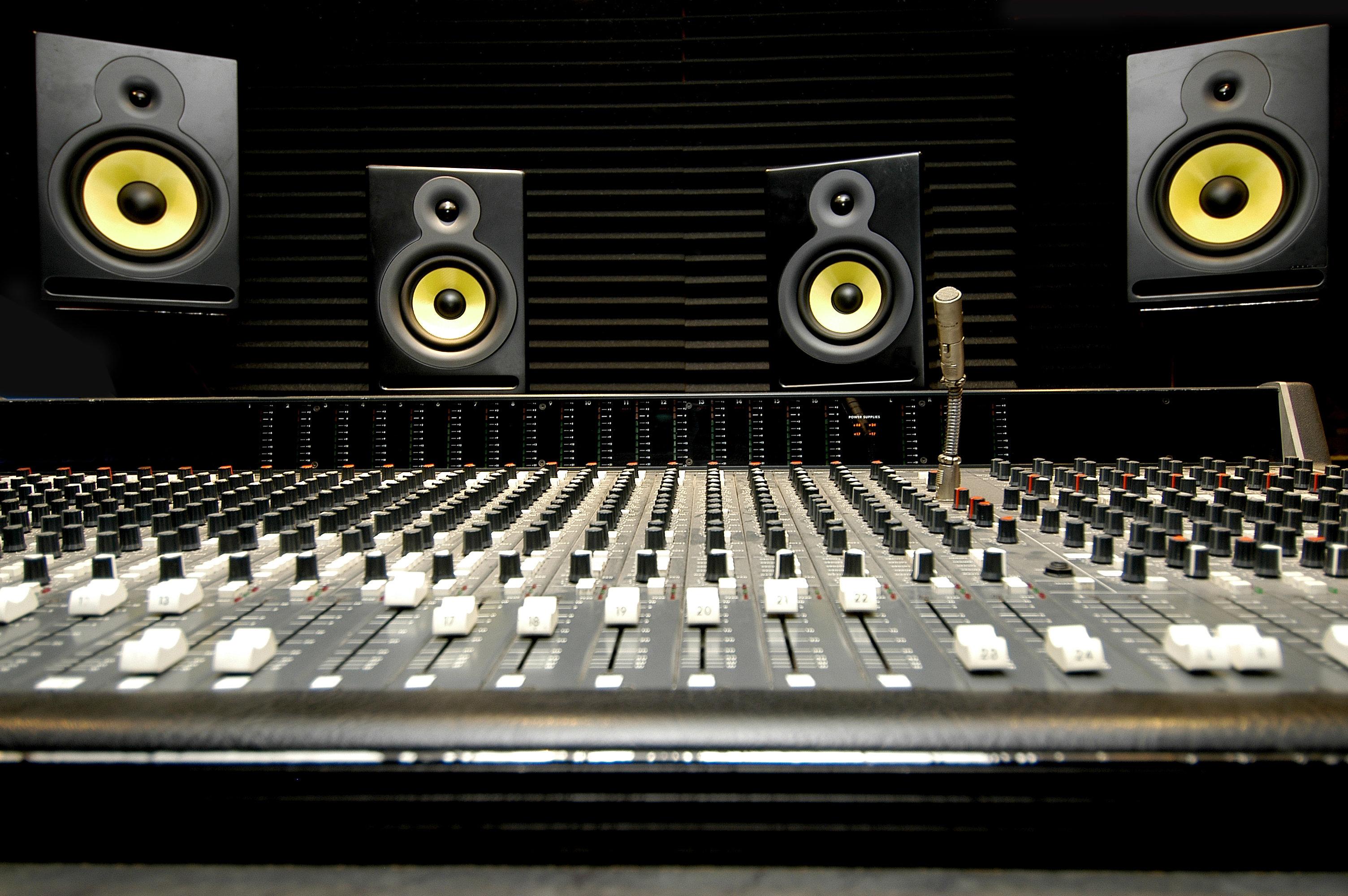 Fabulous Pensacola Recording Studio Largest Home Design Picture Inspirations Pitcheantrous