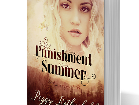 GOODREADS GIVEAWAY - PUNISHMENT SUMMER