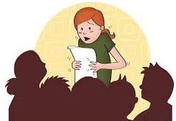 Me pongo muy nervioso al exponer en clase y me bloqueo con el lenguaje, no me salen las palabras