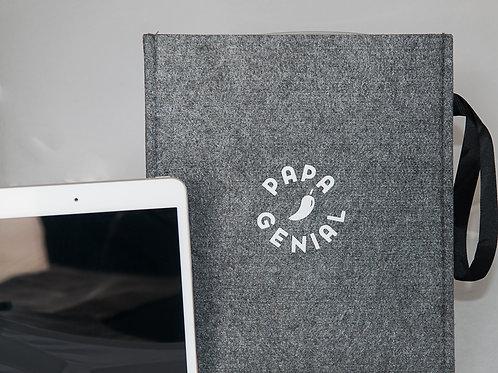 Housse iPad Piment personnalisable