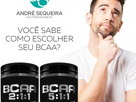 Você sabe como escolher BCAA?