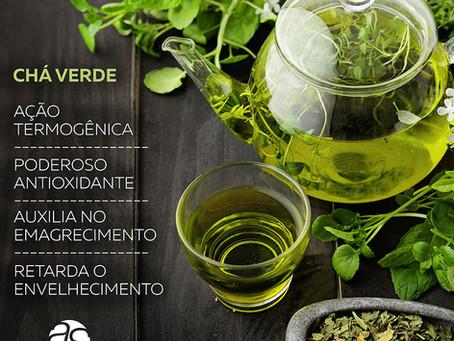 Chá Verde: Termogênico Natural