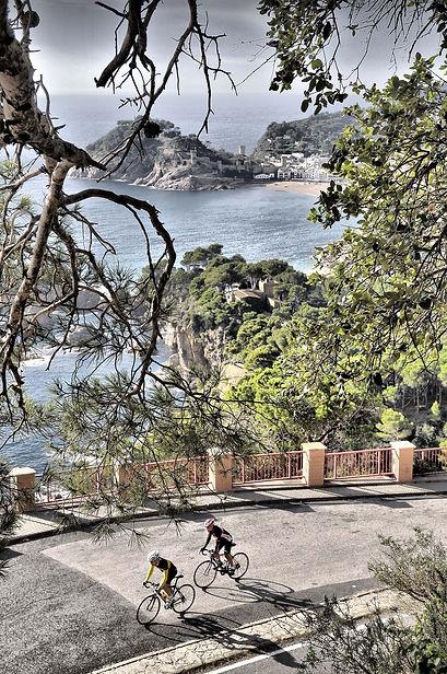 Cycling Costa Brava, Cyclin vacation, bike rental Catalonia