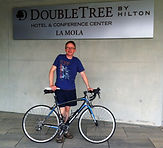 Cycling at La Mola, Terrassa