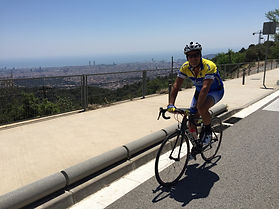 Road Cycling Barcelona with Montefusco Cycling