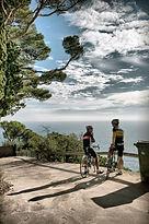 Cycling Costra Brava