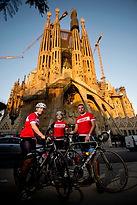 Cycle Sagrada Familia
