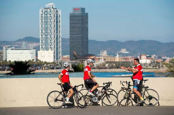 Montefusco Cycling rentals, Barcelona guided and selfguided tours