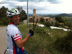 Cycling in Girona
