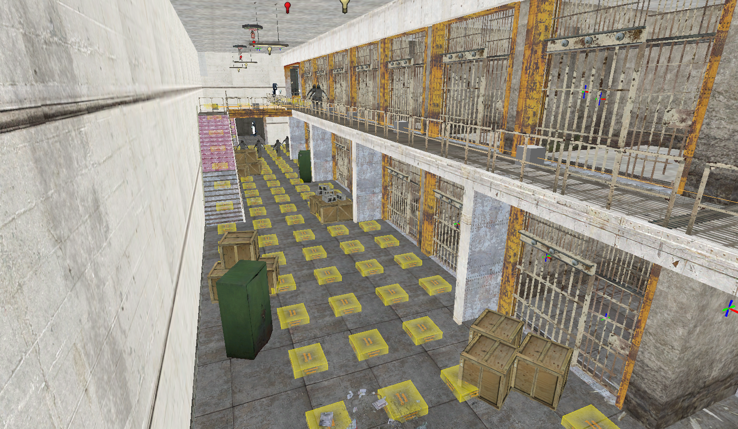 C-1: The Cell Block (cont.)