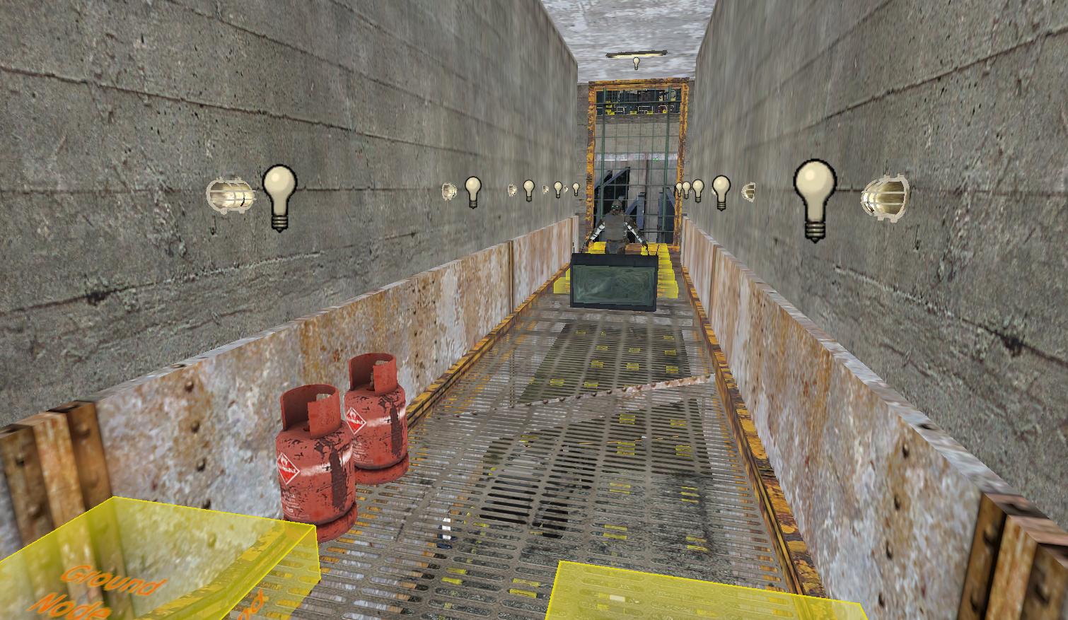 D-3: Inside the Prison Walls (cont.)