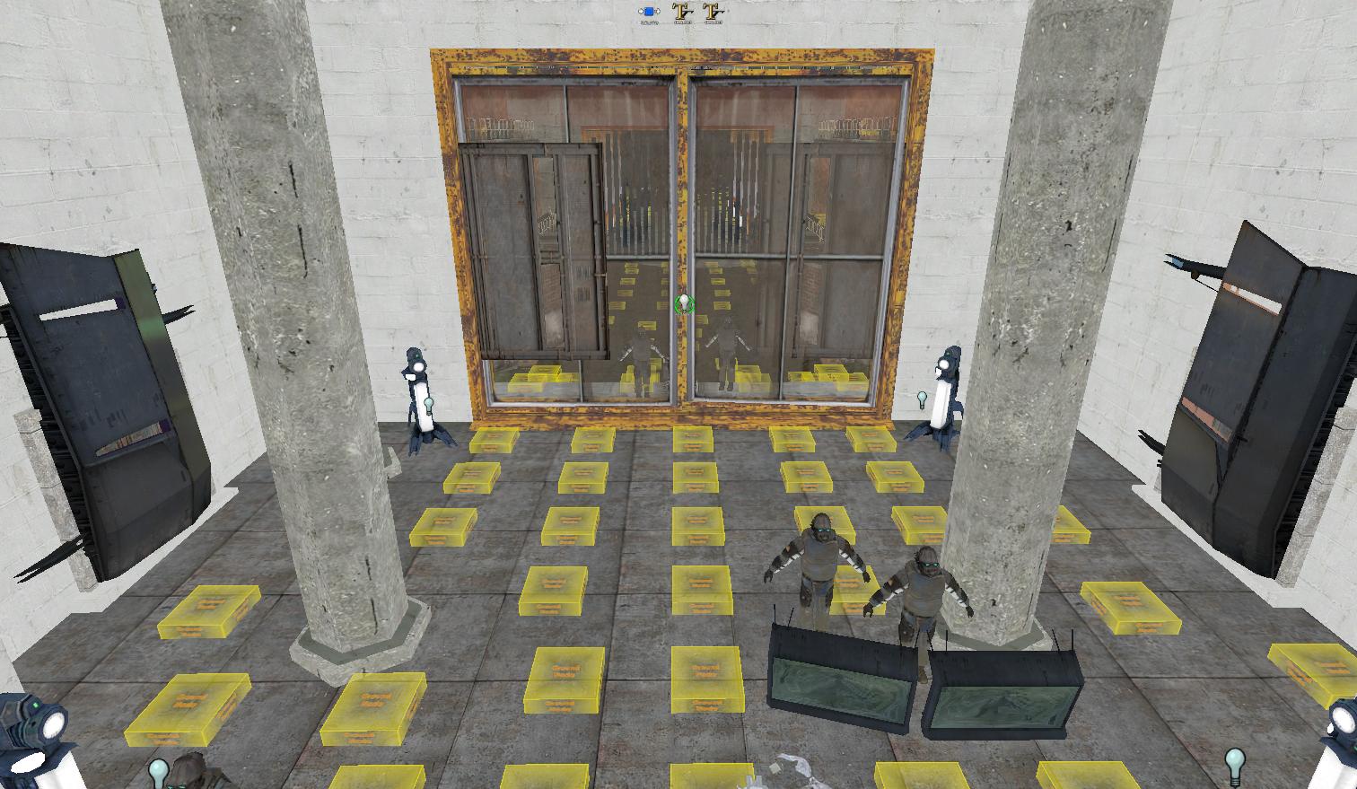 D-1: The Prison Entrance (cont.)